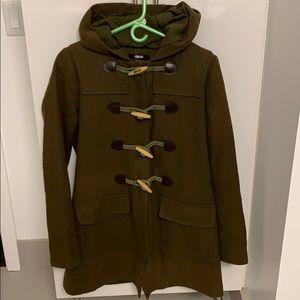 ASOS - toggle duffle coat